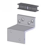 Kit de emenda para Protetor de parede TEC 026