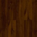 Piso em madeira  vinílica com clic Acquafloor PP9103 Ipê Escuro 190x5x1210mm