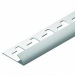 Cantoneira para acabamento em azulejo - Canto Externo em PVC TEC 182 8mm