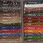 Cordão de Nylon  para acabamento de carpete 10x10mm (PRONTA ENTREGA)