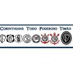 Faixa de parede Corinthians REF SC912-02