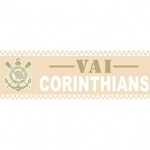 Faixa de parede Corinthians REF SC911-04