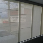 Persiana Painel New York com vareta Tela Solar Fator 1