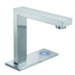 Torneira de mesa com chapa para lavatório Deca Touch  1175.C.TCH