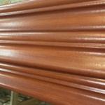 Rodapé Exclusive 3cm jatobá  - fora de linha - 8,40m ou 04 barras