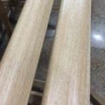 Rodapé Durafloor 6cm parquet maple - fora de linha - 2,10m ou 01 br