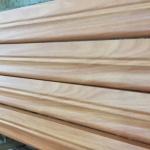 Rodapé Poliface 6cm  cerejeira - fora de linha - 4,80m ou 02 br