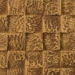 Vertice Santa Luzia Ouro Envelhecido 295x295x10mm