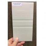 Protetor de Parede Bate-Macas PVC TEC 200N 20cm 200x4000x2,2mm