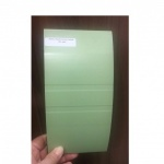 Conjunto Protetor de Parede Bate-Macas PVC TEC 198N 20cm 200x4000x30mm