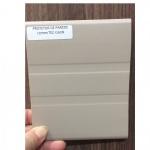 Protetor de Parede Bate-Macas PVC TEC 1200N 12cm 127x4000x2,2mm