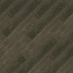 Piso de madeira vinílica Ambienta Design Hand Scraped 3mm 184x3x950mm 694 Breu