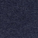 Carpete Berber Point 650 3660x6x35000mm  Indigo 808