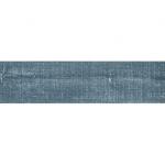 Revestimento para parede Santa Luzia Wood Panel 600x135x7mm Azul