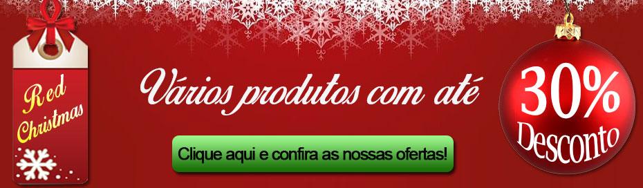 Promoção Red Christmas